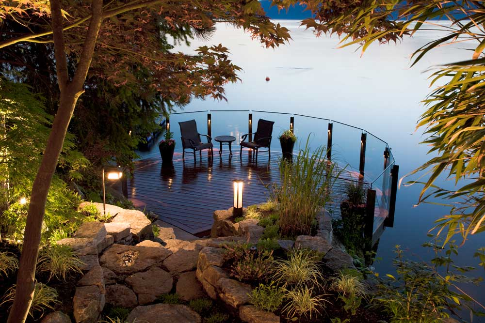 Landscaping vancouver design process for Landscaping rocks vancouver