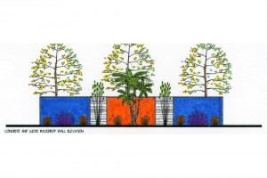 elevation plans, landscape designers vancouver